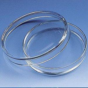 Placa de Petri (tampa e fundo) - Borossilicado 3.3