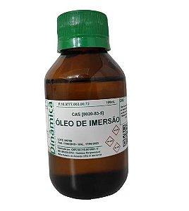ÓLEO DE IMERSÃO 100ml