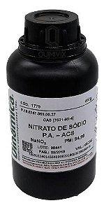 NITRITO DE SÓDIO PA ACS