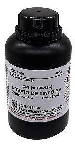 NITRATO DE ZINCO (6H2O) PA