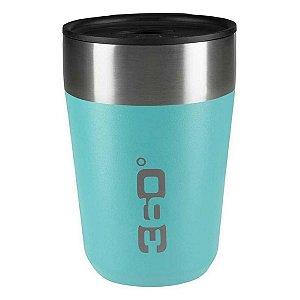 Caneca Térmica 360 Travel Mug Nautika 355ml - Azul Claro