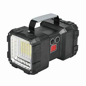 Lanterna Monster Nautika - Preto