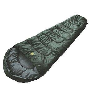 Saco de Dormir Ultralight 5°C à 15°C Guepardo - Verde