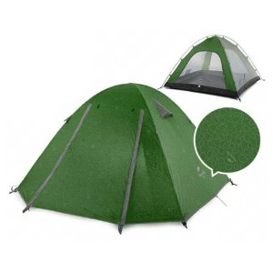 Barraca Pro Series 2P Alumínio Naturehike - Verde Escuro