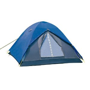 Barraca de Camping Fox 3-4P Nautika - Azul