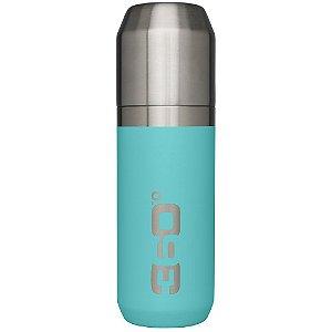 Garrafa Térmica Com Copo 360 Degrees 750ml - Azul
