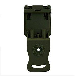 Adaptador de Cintura Em Polímero Bélica - Verde