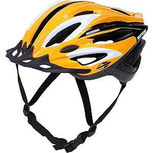 Capacete de Ciclismo Silve Mormaii - Amarelo