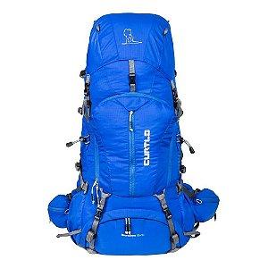 Mochila Mountaineer Curtlo 50+10L HS -  Azul
