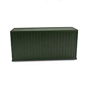 Caixa Mini Container Multiuso Treme Terra - Verde