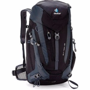 Mochila Act Trail 30L Deuter - Preto