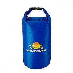 Saco Estanque Impermeável 10L Keep Dry Guepardo  - Azul