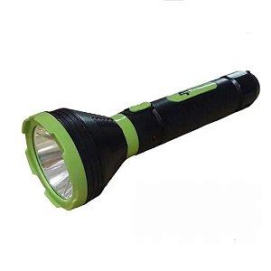 Lanterna Tática Recarregável SH 4351 5W 1Led Albatroz Fishing
