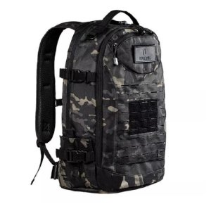 Mochila Rusher Invictus - Warskin Black