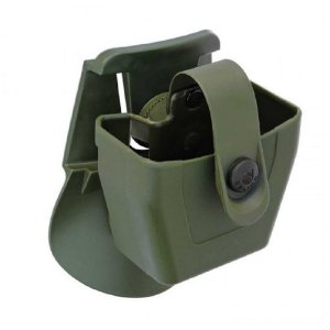 Porta Algema Em Polímero Bélica Paddle - Verde
