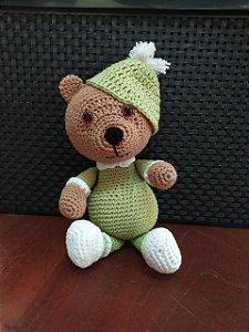 Urso Dorminhoco Amigurumi - R$ 60,00 em Mercado Livre   300x225