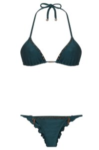 Bikini Myko Turquesa