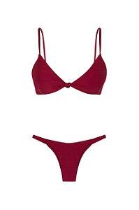Bikini Mahina Vermelho