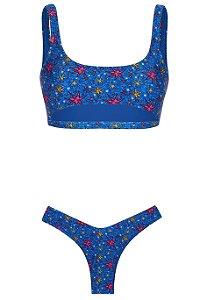 Bikini Boa Menina All Star