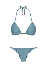 Biquini Lila I Azul