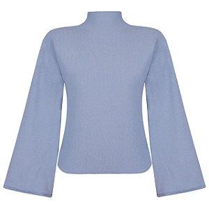 Blusa Moletom Blue