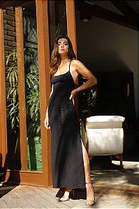 Vestido Esther Preto