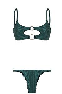Bikini Braba Croco Textura