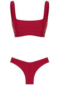 Bikini Koa - Vermelho