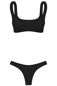 Bikini Cloé Preto