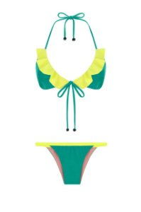 Bikini Miami Acqua com Lemon