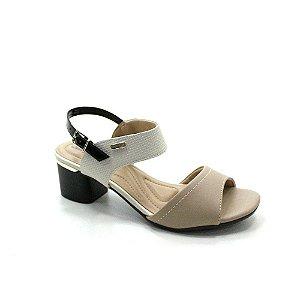Sandália santo médio Comfortflex