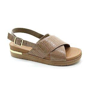 Sandália Flatform Usaflex