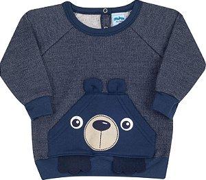 Conjunto Urso Marinho - Serelepe Kids