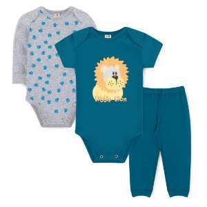 Kit Body Little Lion Cobalto - Sucrillá Basic