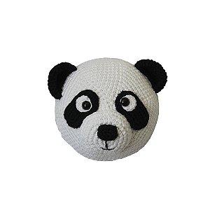 Amigurumi Panda - Parede
