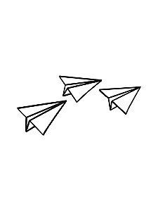 Decorativo Aviões