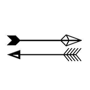 Decorativo Flechas
