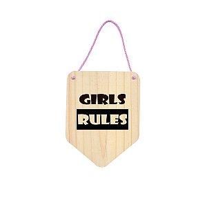 Flâmula Girls Rules
