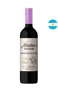 The Grill Master Fan Club Cabernet Sauvignon-Malbec 750ml