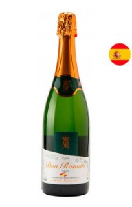 Espumante Cava Brut Don Roman 750ml