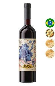 Alice no País das Maravilhas Cabernet Franc 750ml