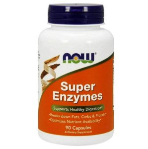 Enzimas Now Foods Super Enzymes