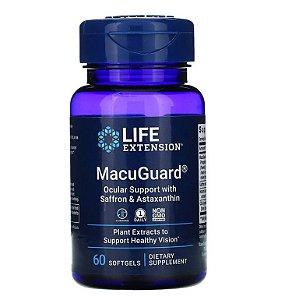 Macuguard Life Extension Ocular Suport 60 caps