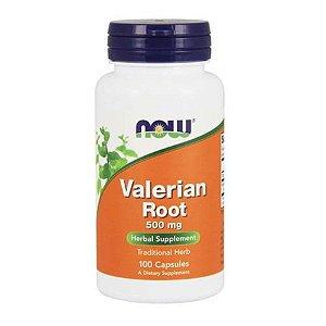 Valeriana Now Foods Valerian Root 500 mg