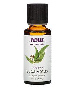 Óleo Essencial Now Foods Eucalyptus 30 mL
