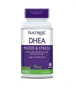 DHEA Natrol 25mg 180 Tablets