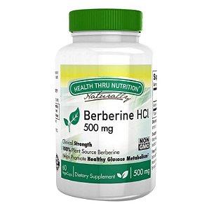 Berberine Health Nutrition HCI 500 mg 60 caps