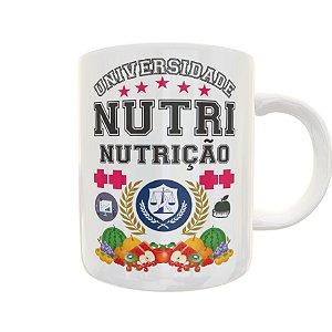 Caneca Universidade Nutrição