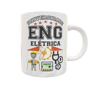 Caneca Universidade Engenharia Elétrica