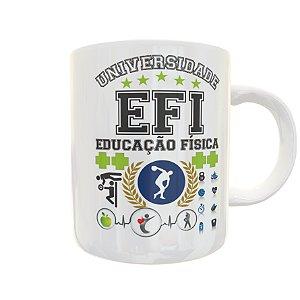 Caneca Universidade Educação Física